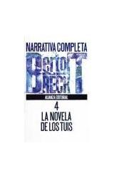 Papel NARRATIVA COMPLETA 4:NOVELA DE LOS TUIS