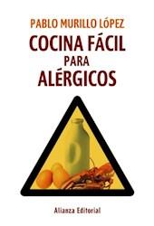 Libro Cocina Facil Para Alergicos