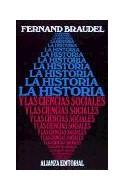 Papel HISTORIA Y LAS CIENCIAS SOCIALES  (LIBRO BOLSILLO LB139)