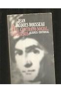 Papel DEL CONTRATO SOCIAL DISCURSOS (LIBRO BOLSILLO LB763)