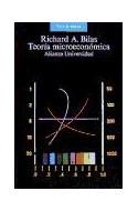 Papel TEORIA MICROECONOMICA (ALIANZA UNIVERSIDAD AU94)