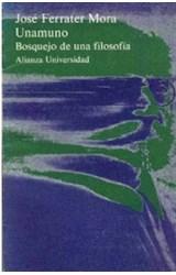 Papel UNAMUNO.BOSQUEJO DE UNA FILOSOFIA