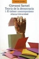 Papel TEORIA DE LA DEMOCRACIA 2 LOS PROBLEMAS CLASICOS [CIENCIAS SOCIALES] (ALIANZA UNIVERSIDAD AU567)