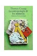 Papel ANTROPOLOGIA DE LOS NUMEROS (ALIANZA UNIVERSIDAD AU743)