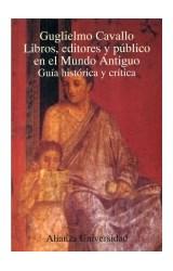 Papel LIBROS, EDITORES Y PUBLICO EN EL MDO ANT.