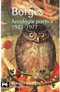 Papel ANTOLOGIA POETICA 1923-1977 [BORGES JORGE LUIS] (BIBLIOTECA AUTOR BA0008)