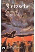 Papel CREPUSCULO DE LOS IDOLOS