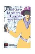 Papel SEÑORA DEL PERRITO Y OTROS CUENTOS (ALIANZA LITERATURA L5509)