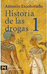 Papel HISTORIA DE LAS DROGAS - 1 (H 4157)