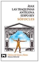 Papel AYAX. TRAQUINIAS. ANTIGONA. EDIPO REY. (BT 8214)