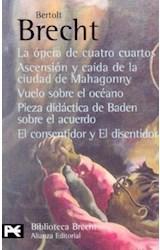 Papel OPERA DE CUATRO CUARTOS/ ASCENCION Y CAIDA DE LA CIUDAD DE M