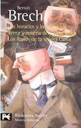 Papel HORACIOS Y LOS CURIACIOS/ TERROR Y MISERIA DEL TERCER REICH