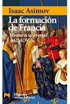 Papel LA FORMACION DE FRANCIA,