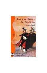 Papel LAS AVENTURAS DE PINOCHO,