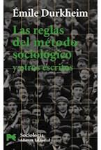 Papel LAS REGLAS DEL METODO SOCIOLOGICO Y OTROS ESCRITOS,