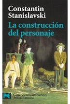 Papel LA CONSTRUCCION DEL PERSONAJE