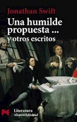 Libro Una Humilde Propuesta ... Y Otros Escritos