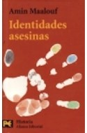 Papel IDENTIDADES ASESINAS [HISTORIA] (CIENCIAS SOCIALES CS4195)
