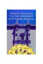 Papel VIDA ESTUDIANTIL EN EL ANTIGUO REGIMEN