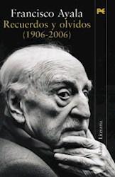Libro Recuerdos Y Olvidos  ( 1906 - 2006 )