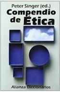 Papel COMPENDIO DE ETICA (ALIANZA DICCIONARIOS AD49)