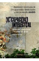 Papel DISCAPACIDAD INTELECTUAL (DEFINICION, CLASIFICACION Y SISTEM