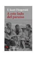 Papel A ESTE LADO DEL PARAISOA ESTE LADO DEL PARAISO (LITERATURA L5636)