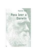Papel PARA LEER A DARWIN