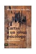 Papel CARTAS A UN JOVEN PSICOLOGO [2/EDICION] (CIENCIAS SOCIALES CS3616)