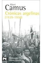 Papel CRONICAS ARGELINAS (1939-1958) (TR. MONICA RUBIO FERNANDEZ)