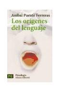 Papel ORIGENES DEL LENGUAJE (CIENCIAS SOCIALES CS3617)