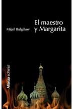 Papel EL MAESTRO Y LA MARGARITA