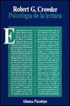 Libro Psicologia De La Lectura