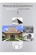 Papel HISTORIA DE LA ARQUITECTURA 1 (COLECCION FORMA 76)