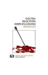 Papel ELECTRA/ FILOCTETES/ EDIPO EN COLONO