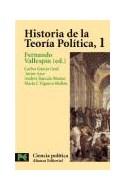 Papel HISTORIA DE LA TEORIA POLITICA 1 [CIENCIA POLITICA] (CIENCIAS SOCIALES CS3412)
