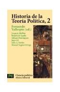 Papel HISTORIA DE LA TEORIA POLITICA 2 [CIENCIA POLITICA] (CIENCIAS SOCIALES CS3413)