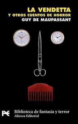 Papel La Vendetta Y Otros Cuentos De Horror