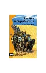 Papel 2. LOS TRES MOSQUETEROS