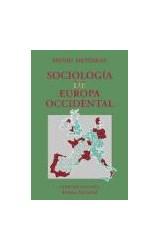 Papel SOCIOLOGIA DE EUROPA OCCIDENTAL (CIENCIAS SOCIALES)