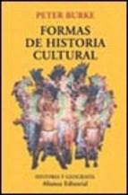Papel FORMAS DE HISTORIA CULTURAL
