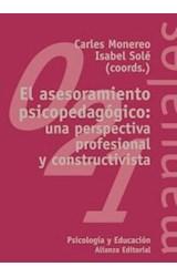 Papel ASESORAMIENTO PSICOPEDAGOGICO (MA 021)
