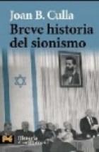 Libro Breve Historia Del Sionismo