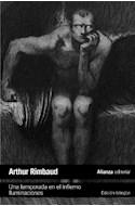 Papel UNA TEMPORA EN EL INFIERNO /ILUMINACIONES (EDICION BILLINGUE) [LITERATURA] (LIBRO DE BOLSILLO)