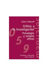 Papel CRITICA A LA INVESTIGACION. PSICOLOGIA Y CAMPOS AFINES