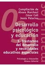 Papel DESARROLLO PSICOLOGICO (3) Y EDUCACION TRASTORNOS DEL DESARR