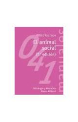 Papel ANIMAL SOCIAL [PSICOLOGIA Y EDUCACION] (MANUALES ALIANZA MA041)