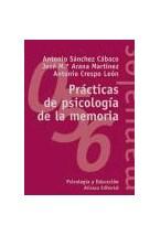 Papel PRACTICAS DE PSICOLOGIA DE LA MEMORIA