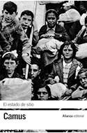 Papel ESTADO DE SITIO (LIBRO DE BOLSILLO)