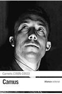 Papel CARNETS (1935-1951) [CAMUS ALBERT] (LIBRO DE BOLSILLO)